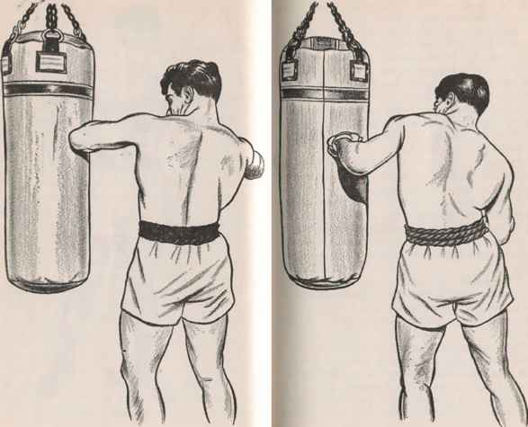 Figure Uppercut Kettlebell