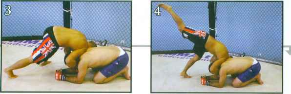 High Guard Position