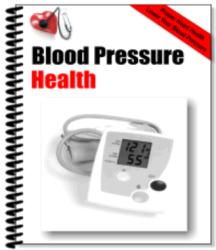 Blood Pressure Health