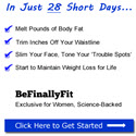 Befinallyfit - Your Weight Loss Bff! New August Launch!
