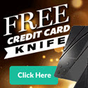 Free Credit Card Knife