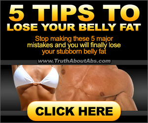 Secret to Six Pack Abs