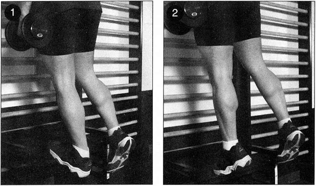 Strength Training For Gastrocnemius