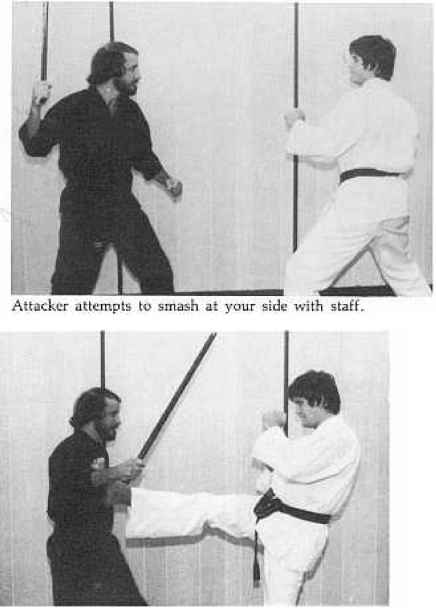 Krav Maga Blocking