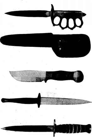 Italian Trench Knife