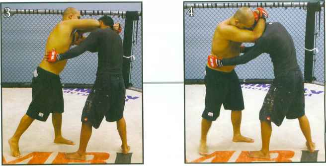 Muay Thai Clinch Elbow