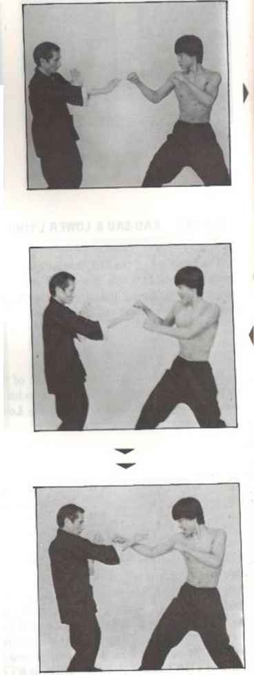 Knee Kick Self Defence