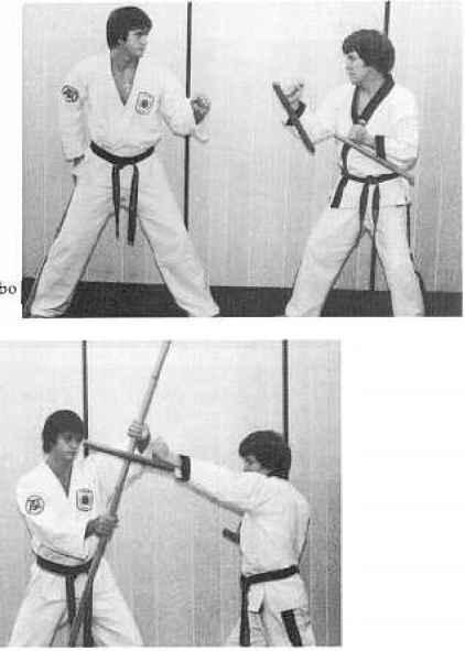 Self defense cock block