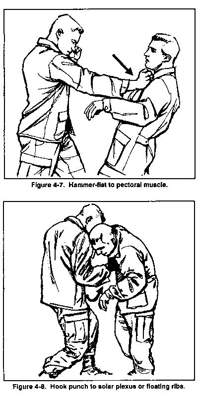 Krav maga fist