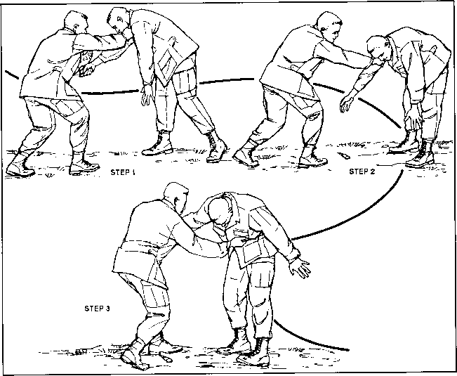 Kenpo Techniques Diagrams