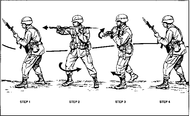 rifle with fixed bayonet krav maga self defense guides rh selfdefenseguides info krav maga manual pdf krav maga pdf manuel
