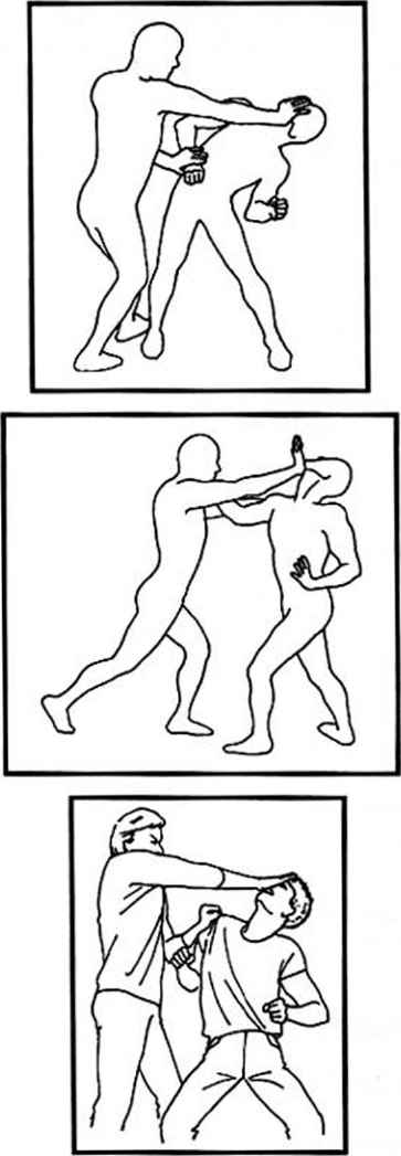 Simplified Self Defence