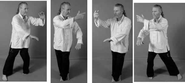 Tai Chi Wave Hands Like Clouds