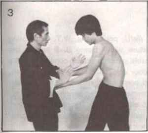 Doubles Attack Wing Tsun