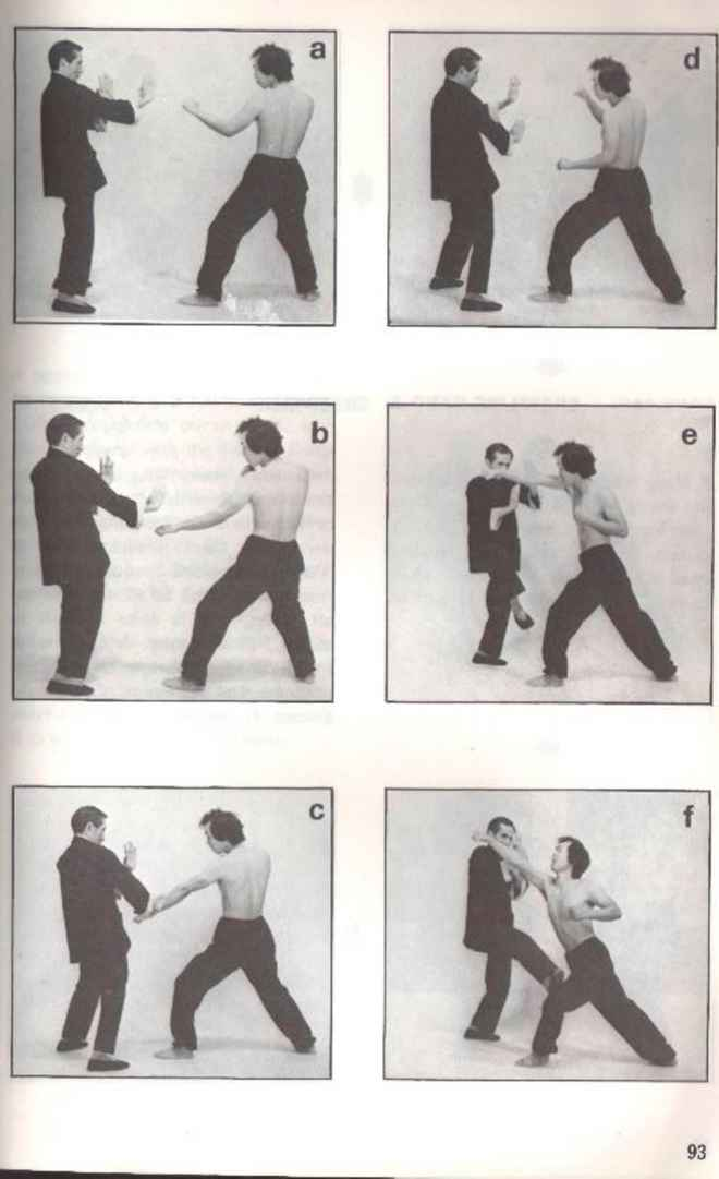 Wing Chun Kicking Technique